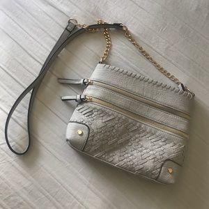 Never been used - grey handbag